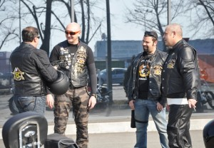 Ploiesti First Ride Out (12 martie 2011)